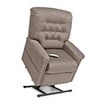 Heritage Collection, 3-Position, Full Recline, Chaise Lounger LC-358P - Engineered furniture grade laminate / hardwood frame