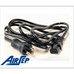 AirSep AC Power Cord for LifeStyle, FreeStyle, FreeStyle 5, and Focus - AirSep AC Power Cord for LifeStyle, FreeStyle, FreeStyle 5, and