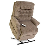 Heritage Collection, 3-Position, Full Recline, Chaise Lounger Lift Chair, LC-358XL - This LC-358XL Lift Chair from the Heritage C
