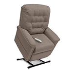 Heritage Collection, 3-Position, Full Recline, Chaise Lounger Lift Chair, LC-358S - This LC-358S Lift Chair from the Heritage Co