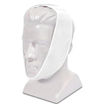 Deluxe Chin Strap - The Deluxe Chinstrap prevents the mouth from falling open while
