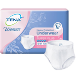 TENA® Women™ Protective Underwear, Super Plus - With a Comfort Fitdesign, TENA® Women™ Heavy P