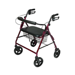 Walkabout Four Wheel Imperial Rollator - PRODUCT HIGHLIGHTS