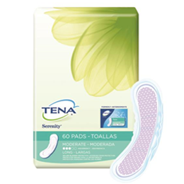 TENA® Serenity®  Pads Moderate Long - Image Number 35800