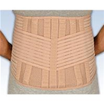 Arthritis Back Support - The Therall Heat Retaining Back Support is constructed with four