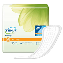 TENA® Serenity® Active™ Ultra Thin - Image Number 35794