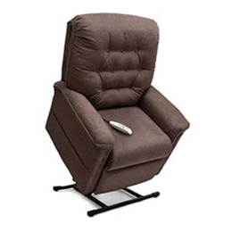 Heritage Collection, 3-Position, Full Recline, Chaise Lounger Lift Chair, LC-358L - Image Number 39806